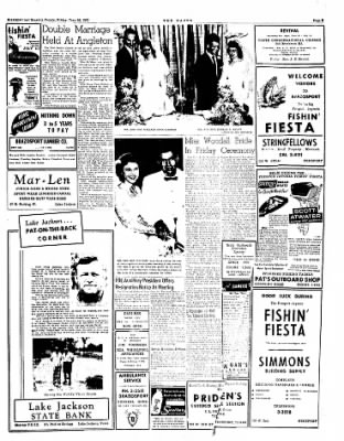 The Brazosport Facts from Freeport, Texas on June 28, 1957 · Page 5