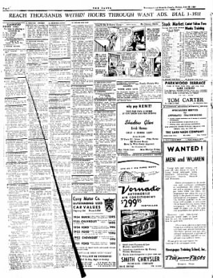 The Brazosport Facts from Freeport, Texas on June 28, 1957 · Page 6