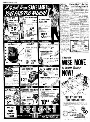 Tucson Daily Citizen from Tucson, Arizona on June 6, 1960 · Page 17