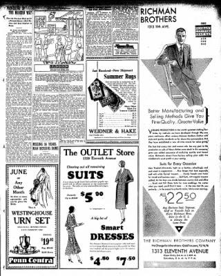 Altoona Mirror from Altoona, Pennsylvania on June 6, 1930 · Page 23