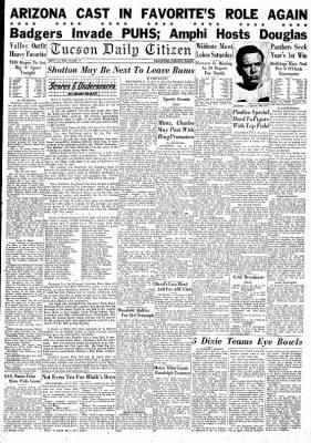 Tucson Daily Citizen from Tucson, Arizona on November 3, 1950 · Page 17