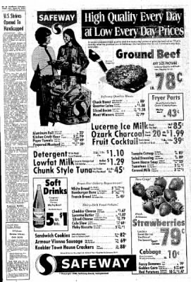 Northwest Arkansas Times from Fayetteville, Arkansas on April 25, 1976 · Page 15