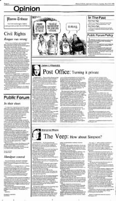 Logansport Pharos-Tribune from Logansport, Indiana on March 29, 1988 · Page 4