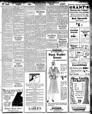 Altoona Mirror from Altoona, Pennsylvania on June 6, 1930 · Page 27