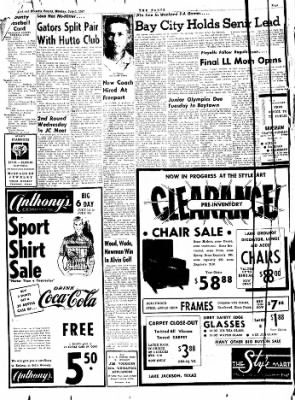 The Brazosport Facts from Freeport, Texas on July 1, 1957 · Page 7