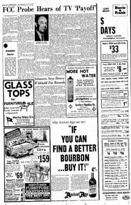 Independent from Long Beach, California on February 14, 1958 · Page 4