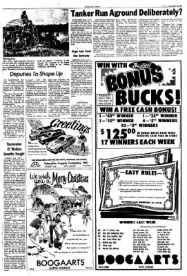 The Hays Daily News from Hays, Kansas on December 23, 1976 · Page 7