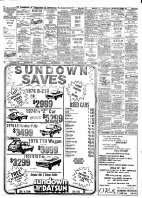 Tucson Daily Citizen from Tucson, Arizona on February 12, 1976 · Page 33