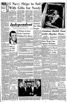Independent from Long Beach, California on April 5, 1963 · Page 35