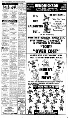 Logansport Pharos-Tribune from Logansport, Indiana on March 29, 1988 · Page 13