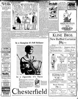 Altoona Mirror from Altoona, Pennsylvania on June 7, 1930 · Page 3