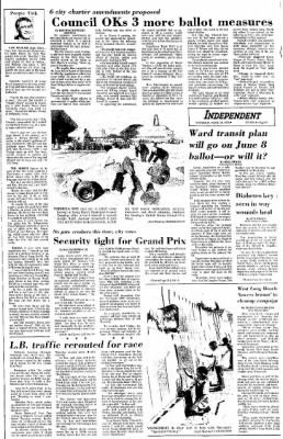 Independent from Long Beach, California on March 24, 1976 · Page 13