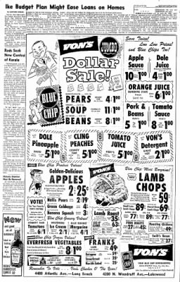 Independent from Long Beach, California on February 4, 1960 · Page 56