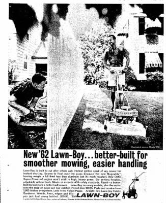 Eureka Humboldt Standard from Eureka, California on April 14, 1962 · Page 40