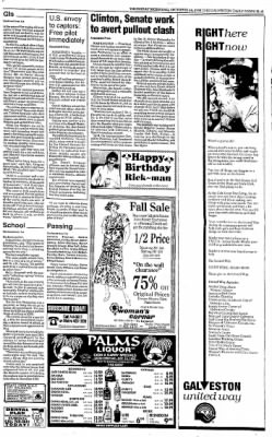 The Galveston Daily News from Galveston, Texas on October 14, 1993 · Page 11