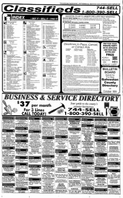 The Galveston Daily News from Galveston, Texas on October 14, 1993 · Page 19