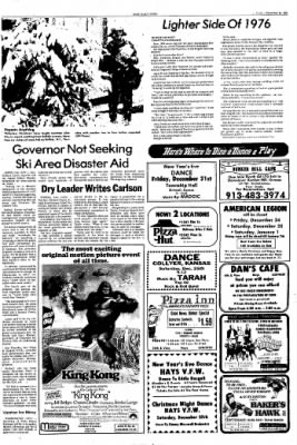 The Hays Daily News from Hays, Kansas on December 24, 1976 · Page 3
