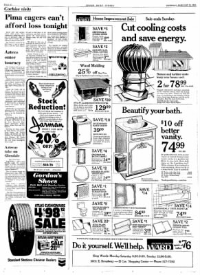 Tucson Daily Citizen from Tucson, Arizona on February 12, 1976 · Page 46