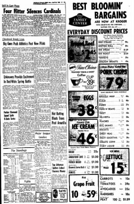 Northwest Arkansas Times from Fayetteville, Arkansas on April 28, 1969 · Page 11