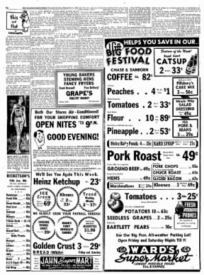 The Leavenworth Times from Leavenworth, Kansas on September 11, 1952 · Page 6