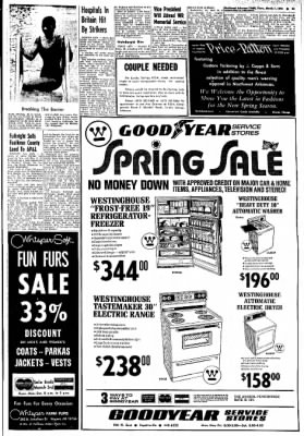 Northwest Arkansas Times from Fayetteville, Arkansas on March 1, 1973 · Page 26