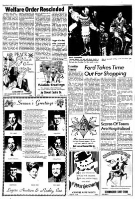 The Hays Daily News from Hays, Kansas on December 24, 1976 · Page 6