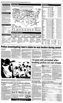 The Galveston Daily News from Galveston, Texas on October 15, 1993 · Page 2