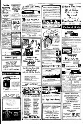 The Hays Daily News from Hays, Kansas on December 24, 1976 · Page 11