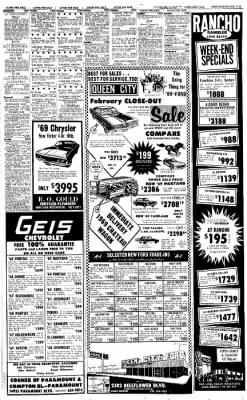 Independent from Long Beach, California on February 28, 1969 · Page 53