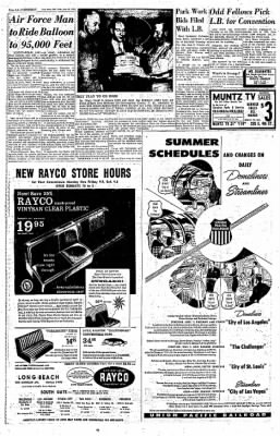 Independent from Long Beach, California on May 24, 1957 · Page 6