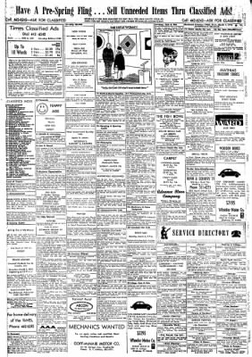 Northwest Arkansas Times from Fayetteville, Arkansas on March 1, 1973 · Page 32