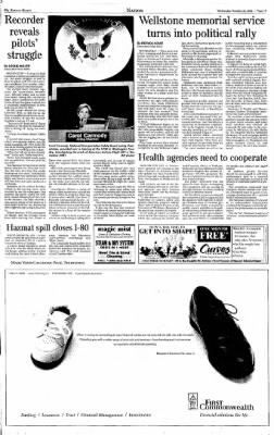Indiana Gazette from Indiana, Pennsylvania on October 30, 2002 · Page 19