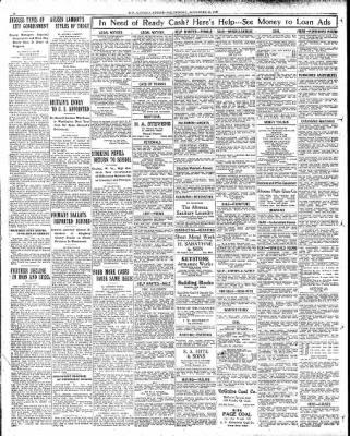 Altoona Mirror from Altoona, Pennsylvania on November 13, 1929 · Page 24