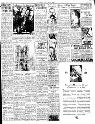 The Courier News from Blytheville, Arkansas on February 16, 1931 · Page 3