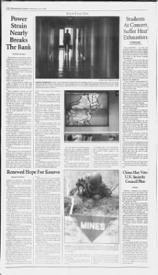 Hartford Courant from Hartford, Connecticut on June 9, 1999