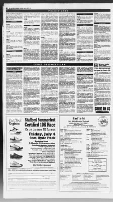Hartford Courant from Hartford, Connecticut on July 3, 1997