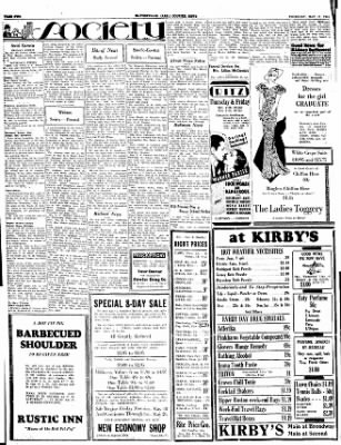 The Courier News from Blytheville, Arkansas on May 17, 1934 · Page 2