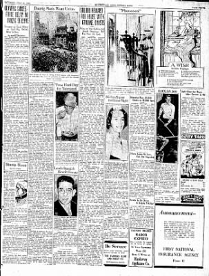 The Courier News from Blytheville, Arkansas on July 25, 1936 · Page 3