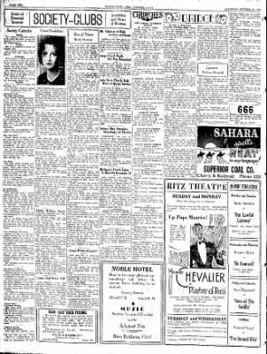 The Courier News from Blytheville, Arkansas on October 25, 1930 · Page 2