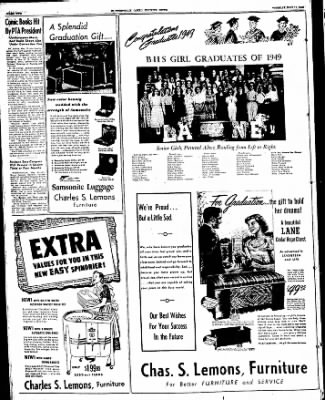 The Courier News from Blytheville, Arkansas on May 17, 1949 · Page 2
