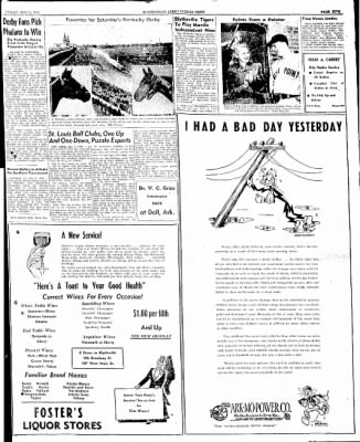 The Courier News from Blytheville, Arkansas on May 2, 1947 · Page 5