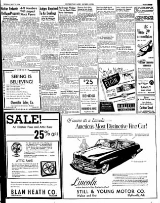 The Courier News from Blytheville, Arkansas on May 17, 1949 · Page 3