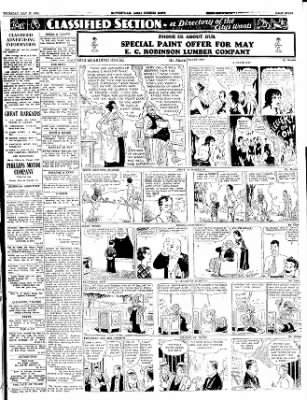 The Courier News from Blytheville, Arkansas on May 17, 1934 · Page 7
