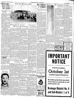 The Courier News from Blytheville, Arkansas on September 23, 1939 · Page 3