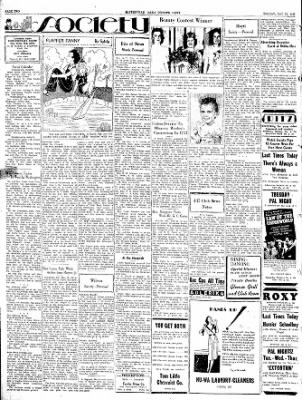 The Courier News from Blytheville, Arkansas on May 23, 1938 · Page 2