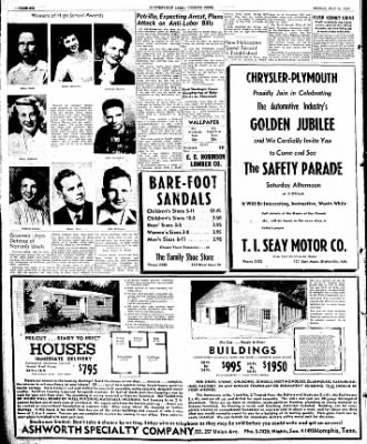 The Courier News from Blytheville, Arkansas on May 31, 1946 · Page 6