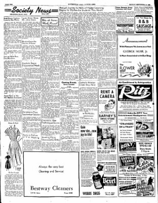 The Courier News from Blytheville, Arkansas on September 10, 1951 · Page 2