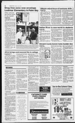 florida today from cocoa florida on june 2 1990 page 16