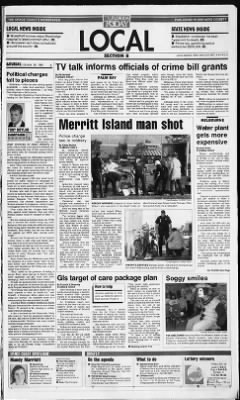 Florida Today from Cocoa Florida on October 29 1994 Page 15