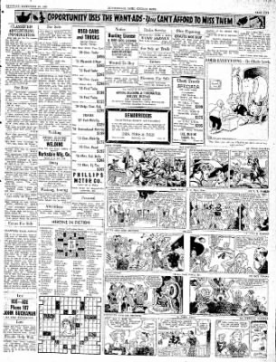 The Courier News from Blytheville, Arkansas on September 23, 1939 · Page 5